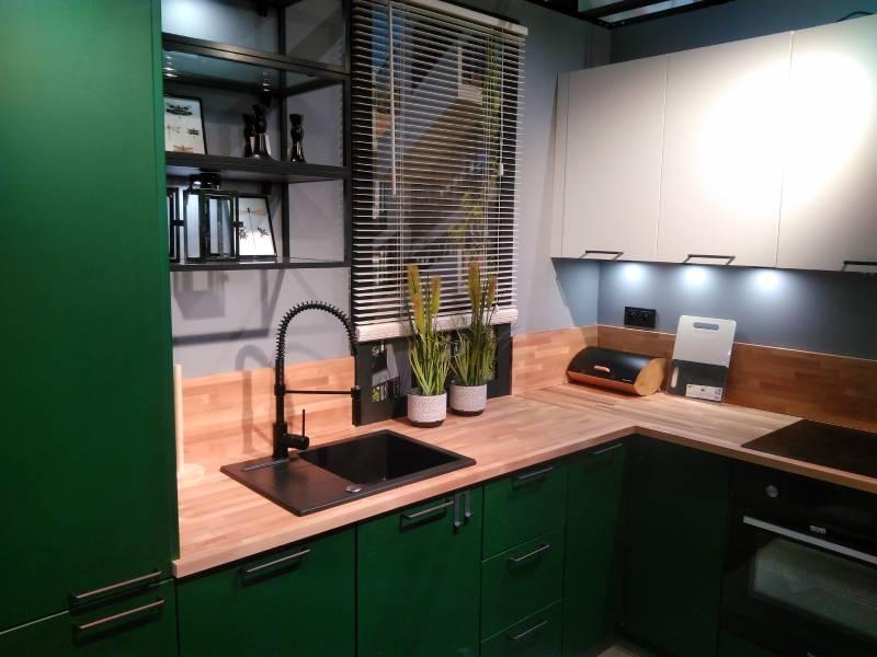 DK kompleksowe wnętrza kuchnia
